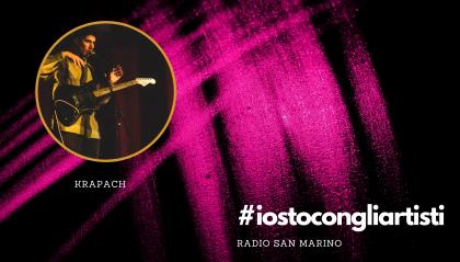 #IOSTOCONGLIARTISTI - Live: Krapach & Francesca