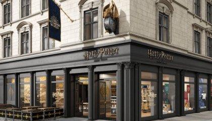 Un giro dentro al negozio di Harry Potter