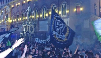 Virtus campione d'Italia, la Bologna bianconera festeggia il 16° scudetto
