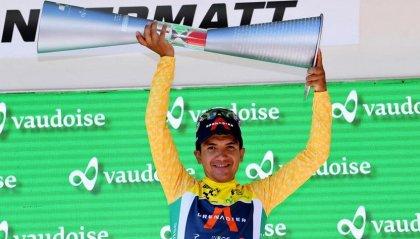Carapaz vince il Giro di Svizzera