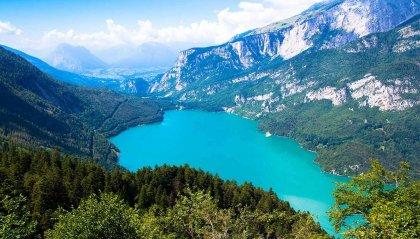 Il Lago di Molveno premiato da Legambiente