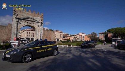 Gdf: sequestrati 43 milioni dal Corpo di Rimini nel 2020