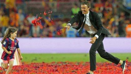 Luis Enrique un uomo prestato al calcio