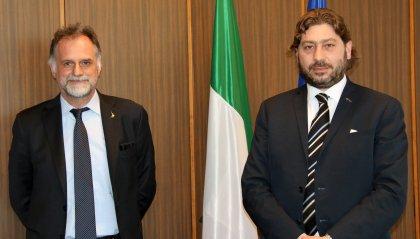 Il Ministro del Turismo della Repubblica Italiana in visita ufficiale a San Marino il 28 luglio