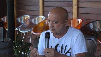 Maurizio Ferrini si racconta a Radio San Marino