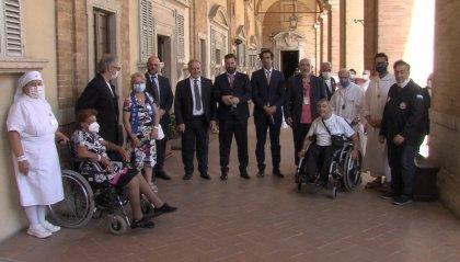 """La Reggenza torna a Loreto, """"Vicini ad associazioni e pellegrini"""""""