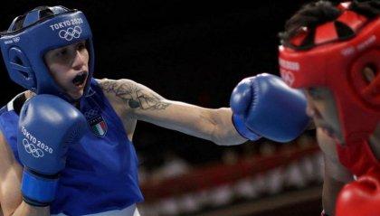 Sorico risultato per la boxe italiana: bronzo per Irma Testa