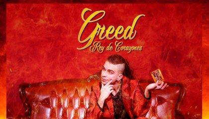 """Greed: il suo """"Rey de Corazones"""""""