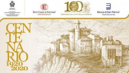 100 anni dell' Ente Cassa di Faetano