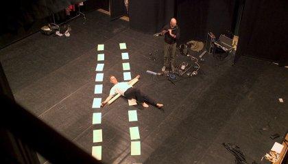 In Solitaria: componimento teatrale per corpi e musica