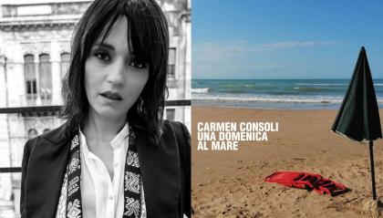 """Il ritorno di Carmen Consoli in """"Una domenica al mare"""""""