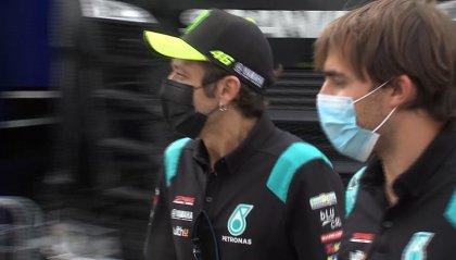 MotoGP: é l'ultimo GP di San Marino per Valentino Rossi