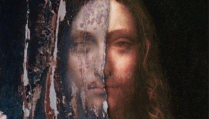 """""""The lost Leonardo"""" nel volto del Cristo"""