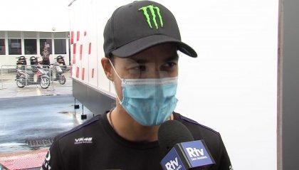 """Franco Morbidelli: """"Le sensazioni sono buone, contento di essere sulla Yamaha ufficiale"""""""