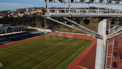 Da lunedì in vendita i biglietti per San Marino-Andorra