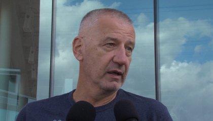 """Petrovic: """"Abbiamo lavorato duramente tutta la settimana"""""""