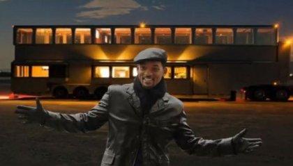 Un Camper da 2 milioni di €uro esiste e lo possiede Will Smith