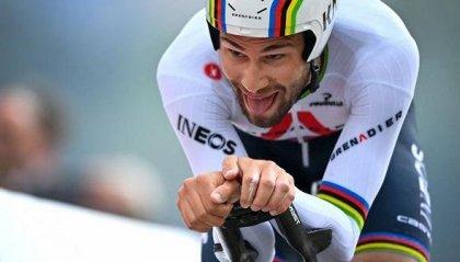 Filippo Ganna è ancora Campione del Mondo