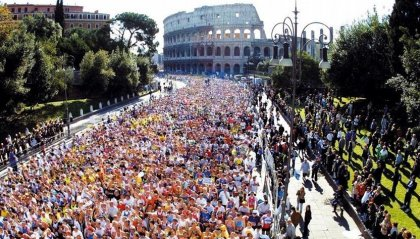 Maratona: doppietta Kenya a Roma con Kiprono e Cherono