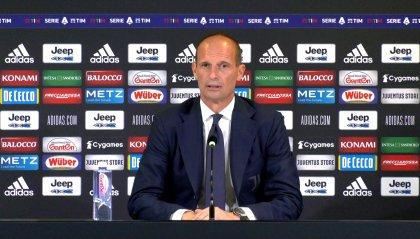 """Allegri: """"con Lo Spezia non possiamo sbagliare"""""""