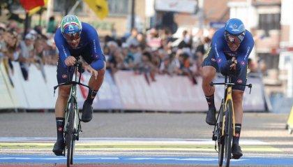 Staffetta Mista: L'Italia è bronzo, oro alla Germania