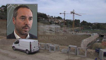 """Cantiere Serravalle a rischio per aumento prezzi, Lonfernini: """"Pronti a intervenire per far sì che i lavori proseguano"""""""