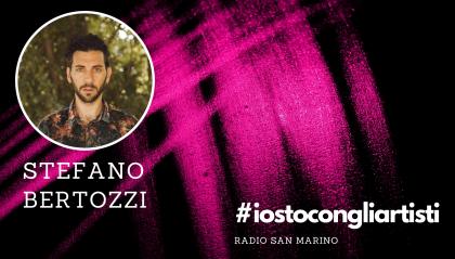 """#IOSTOCONGLIARTISTI - """"Live"""": Stefano Bertozzi - """"Arcadio"""""""