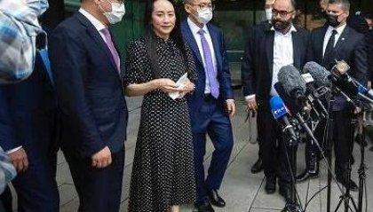 Torna in Cina Lady Huawei, dopo il suo rilascio liberi 2 canadesi