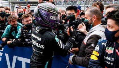 GP Russia: Hamilton fa 100 a Sochi