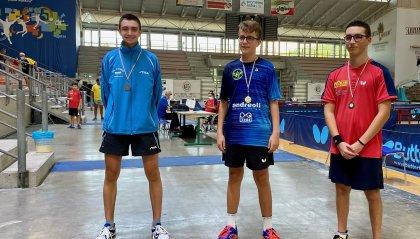 Trofeo di Ancona: tante medaglie per i pongisti del Titano