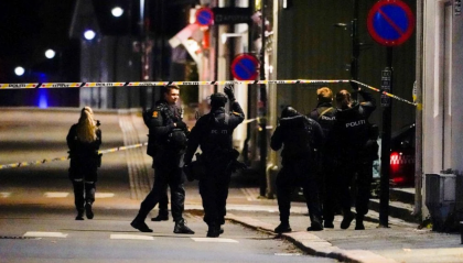 Norvegia: armato di arco e frecce fa strage, almeno 5 i morti