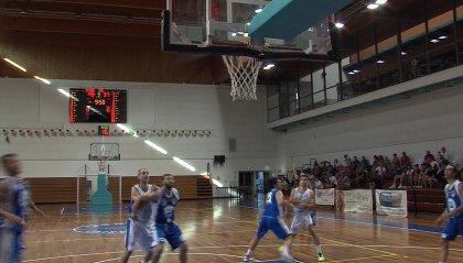 Titans a Pesaro col Basket Giovane