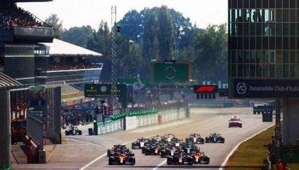 Formula 1: nel 2022 ci saranno Monza e Imola
