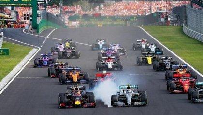 F1: il 2022 un anno da record con 23 Gp. Ecco il calendario