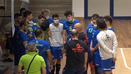 Titan Services San Marino – La Nef Osimo 2 a 3. Titan Services sconfitta al tie break