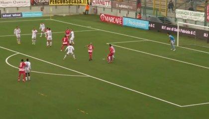 Teramo – Gubbio 1-1