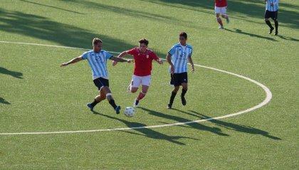 Primo ko del Victor San Marino: 2-0 per il Cava Ronco