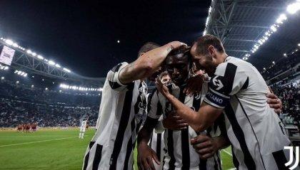 La Juve vince ancora, Napoli in testa alla classifica