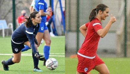 Giulia e Alice Zaghini convocate per le qualificazioni europee Under17