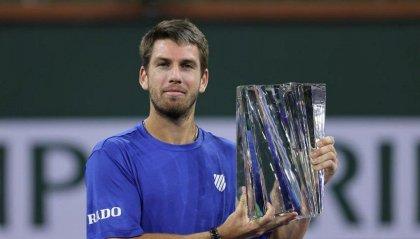 Indian Wells: Norrie vince il torneo, Basilashvili battuto in finale