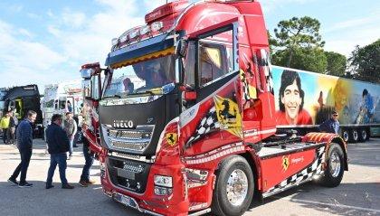 A Misano lo spettacolo del FIA ETRC Truck