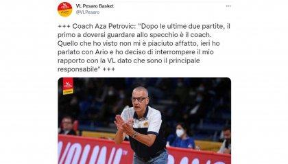 Aza Petrovic si è dimesso dalla VL
