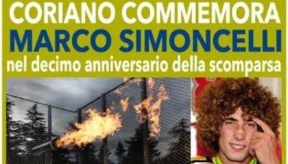 Coriano ricorda Marco Simoncelli