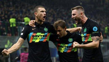 Champions: Inter ok, Milan ko