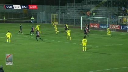 Sono 22 i gol della decima giornata in Serie C
