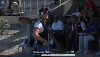 President Cup: Alessandra Perilli eliminata in semifinale