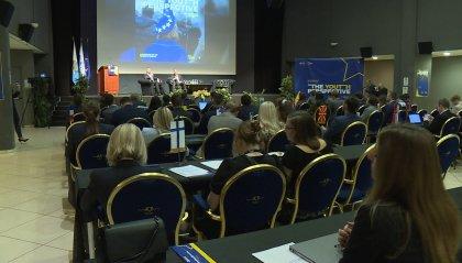 """Conferenza YEPP: tema portante dell'evento """"il futuro dell'Europa"""""""