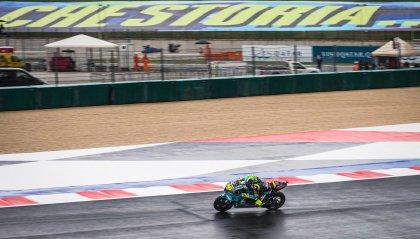 Motogp: nel Rossi day, doppietta Ducati nelle libere