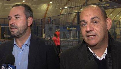 """Lonfernini: """"Estesa una collaborazione già esistente"""". Forcellini: """"L'obiettivo è portare a San Marino il World Padel Tour"""""""