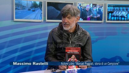 12 minuti con...Massimo Rastelli